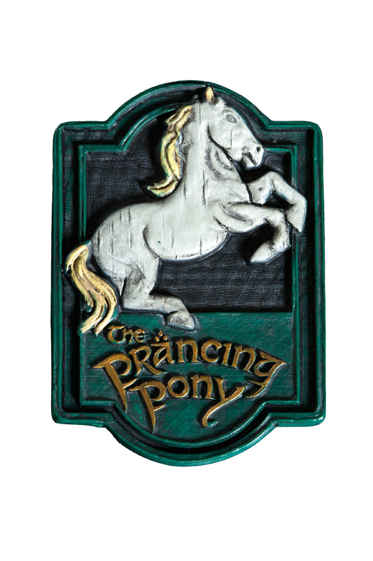 Lord of the Rings: The Prancing Pony Magnet