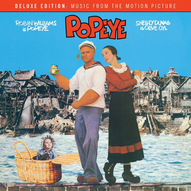 Popeye - Deluxe Edition Music From The Motion Picture by Harry Nilsson