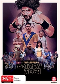 The Legend Of Baron To'a on DVD image