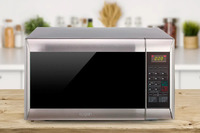 Kogan: 32L Stainless Steel Convection Microwave Oven with Grill