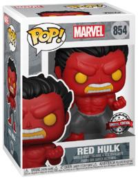 Marvel: Red Hulk - Pop! Vinyl Figure