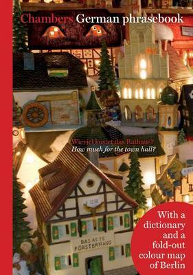 Chambers German Phrasebook by . Chambers image