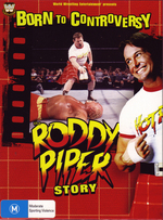 WWE - Born To Controversy: The Roddy Piper Story (3 Disc Set) on DVD