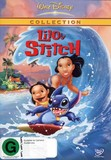 Lilo & Stitch on DVD