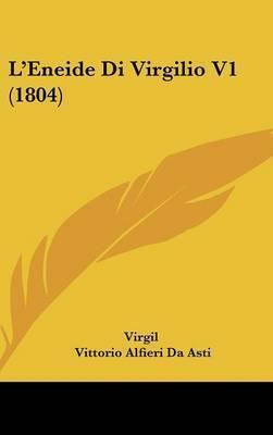 L'Eneide Di Virgilio V1 (1804) by Virgil