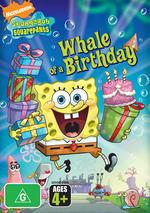 SpongeBob SquarePants - Whale of a Birthday on DVD