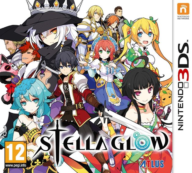 Stella Glow for Nintendo 3DS