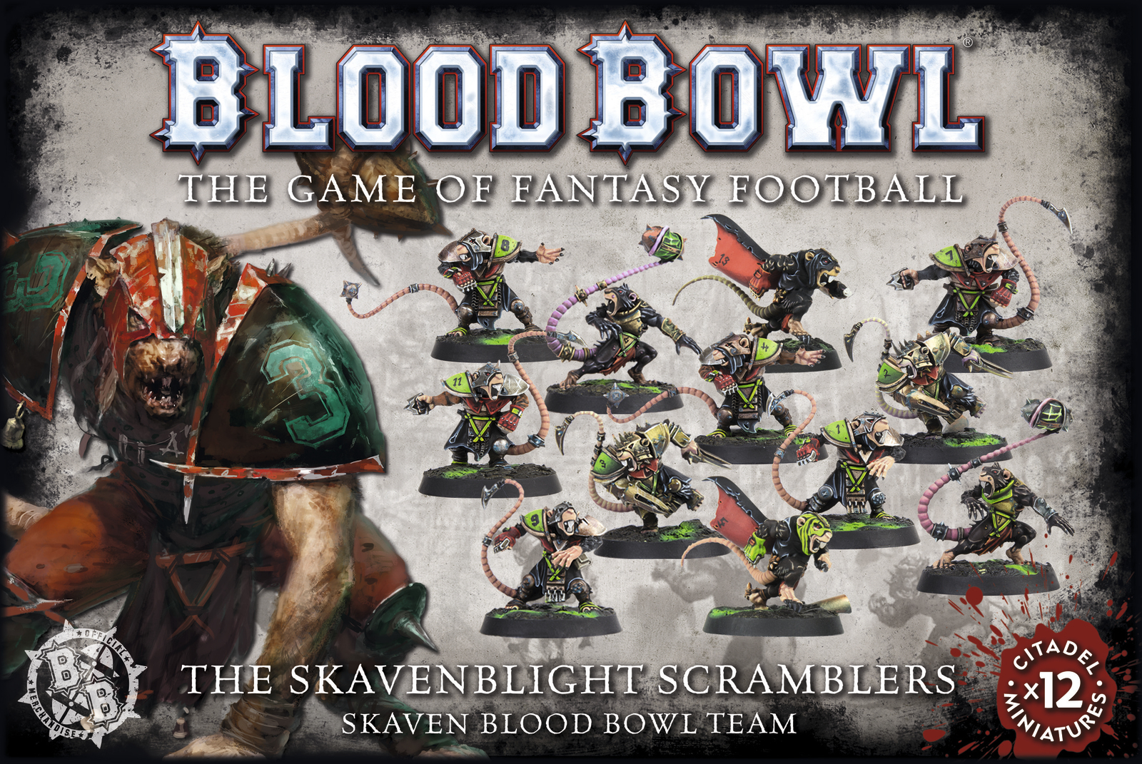 Blood Bowl: Skavenblight Scramblers image