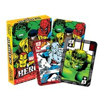 Marvel Comics: Heroes Playing Cards