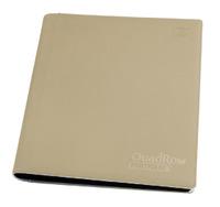 Ultimate Guard: 12-Pocket QuadRow Portfolio XenoSkin Sand