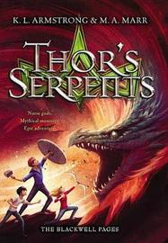 Thor's Serpents by Kelley Armstrong image