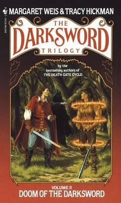 Doom Of The Darksword by Margaret Weis image