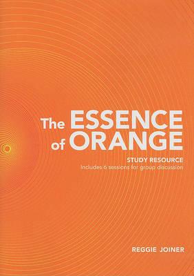 Think Orange DVD by Reggie Joiner