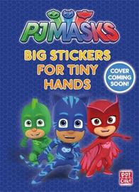 PJ Masks: Big Stickers for Tiny Hands by Pat-A-Cake