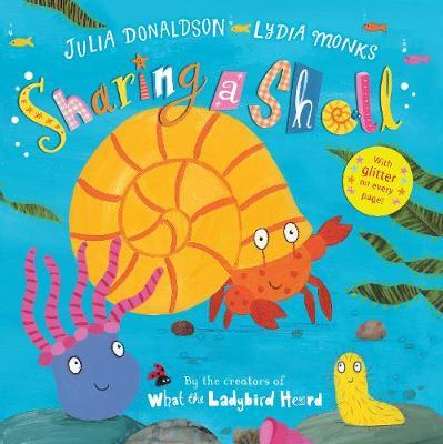 Sharing a Shell by Julia Donaldson image