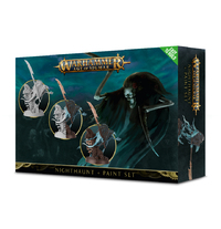 Warhammer Age of Sigmar: Nighthaunt & Paint Set