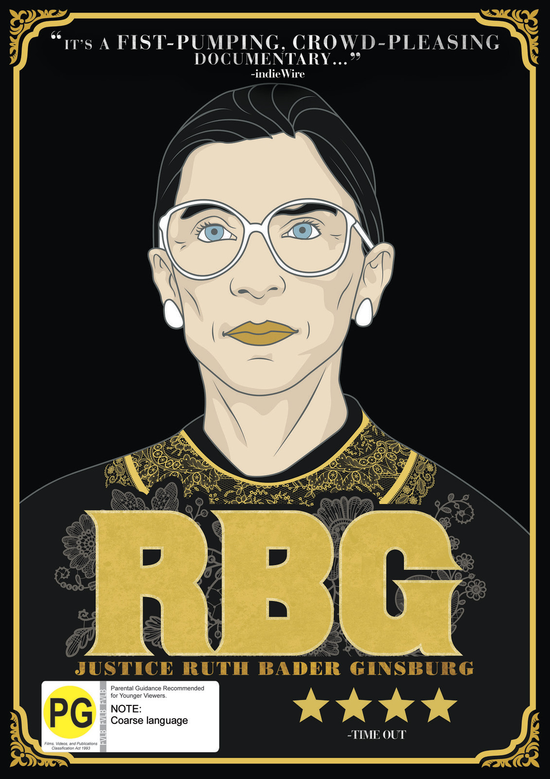 RBG on DVD image
