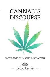 Cannabis Discourse by Jacob Levine image