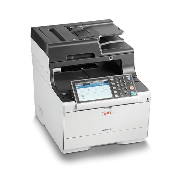 OKI MC573DN 30ppm Colour LED Multi Function Printer