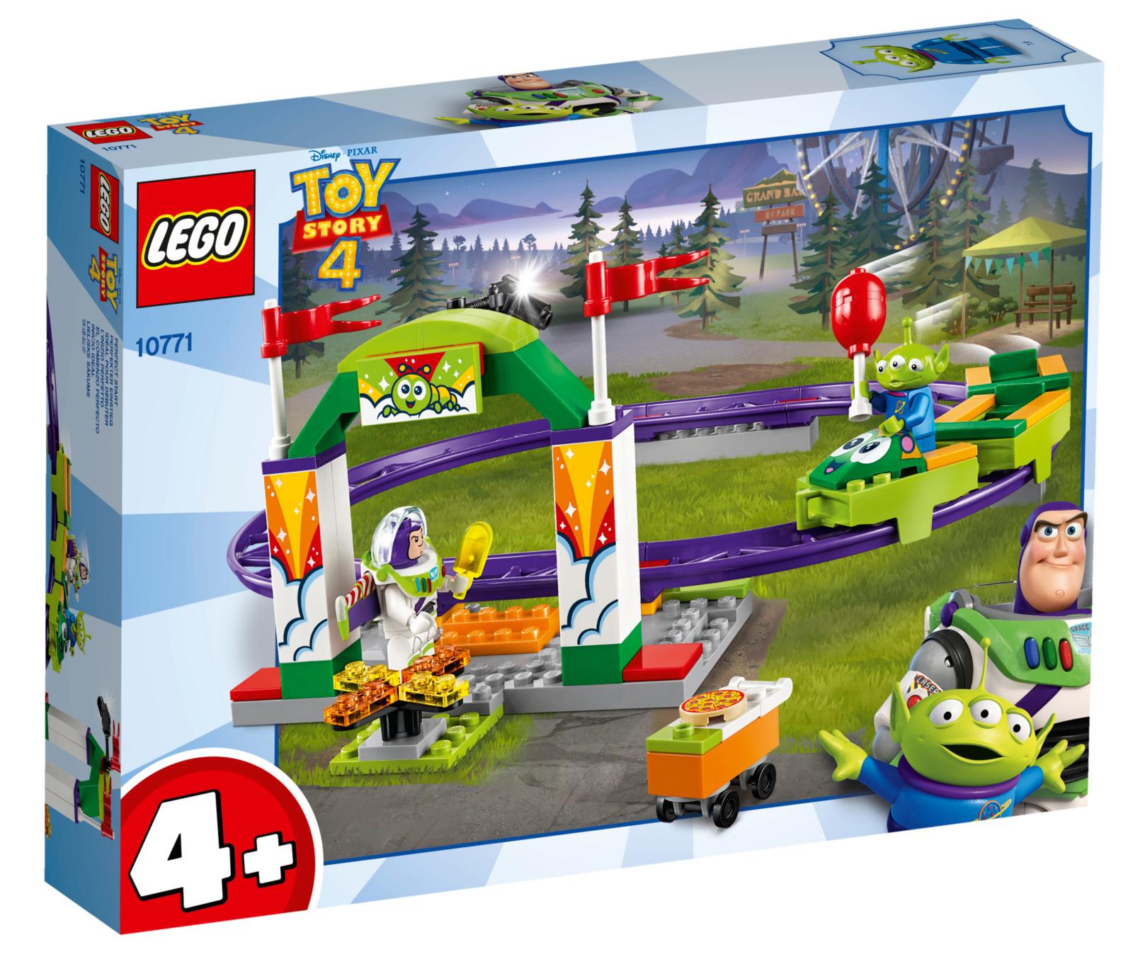 LEGO Disney: Toy Story Carnival Thrill Coaster - (10771) image