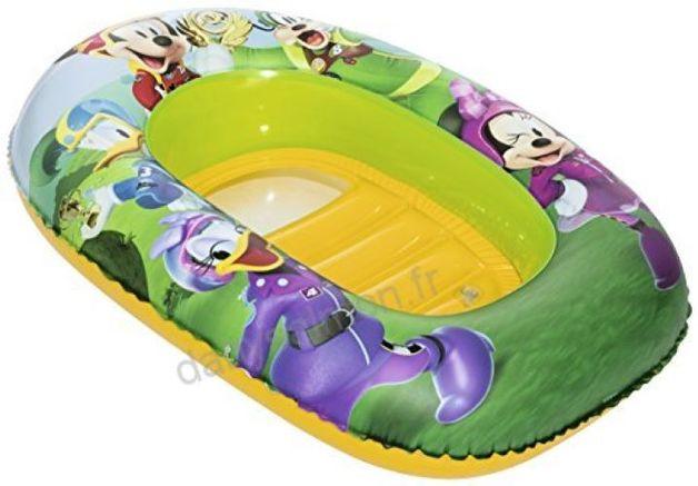 Bestway: Mickey and the Roadster Racers Kiddie Boat