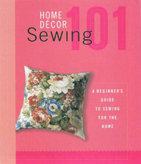 Home Decor Sewing 101: A Beginner's Guide to Sewing for the Home image