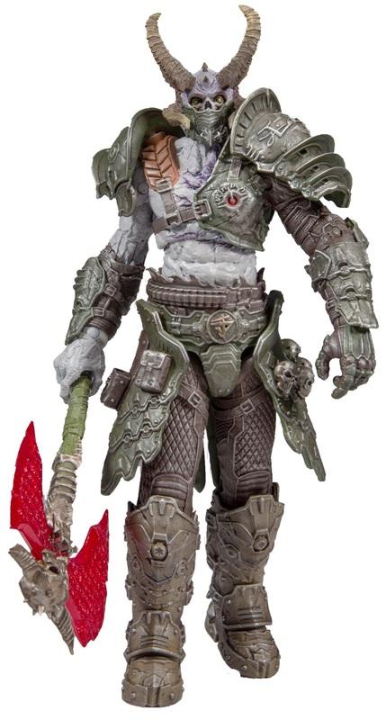 "Doom: Marauder - 7"" Articulated Figure"