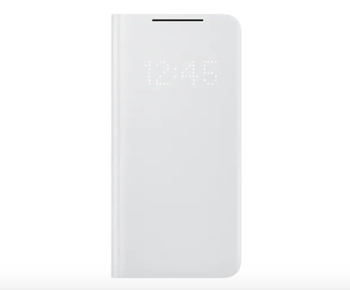 Samsung S21 Smart LED View Cover - Gray