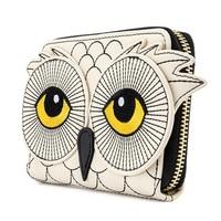 Loungefly: Harry Potter - Hedwig Howler Zip Around Wallet