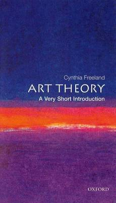 Art Theory: A Very Short Introduction by Cynthia A. Freeland image