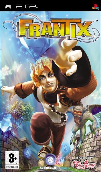 Frantix for PSP image