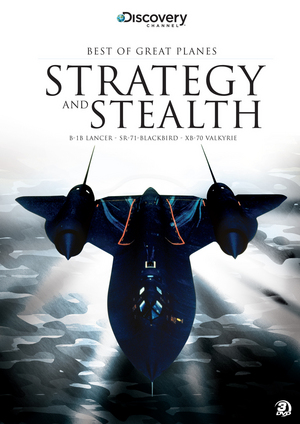 Best of Great Planes: Strategy & Stealth (3 Disc Set) on DVD image