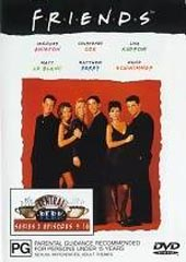Friends Series 2 Vol 2 on DVD