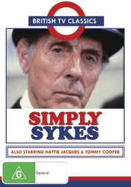 Simply Sykes on DVD