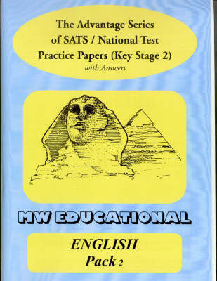 English Key Stage Two National Tests: With Answers: Pack Two by Mark Chatterton