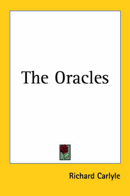 The Oracles by Richard Carlyle