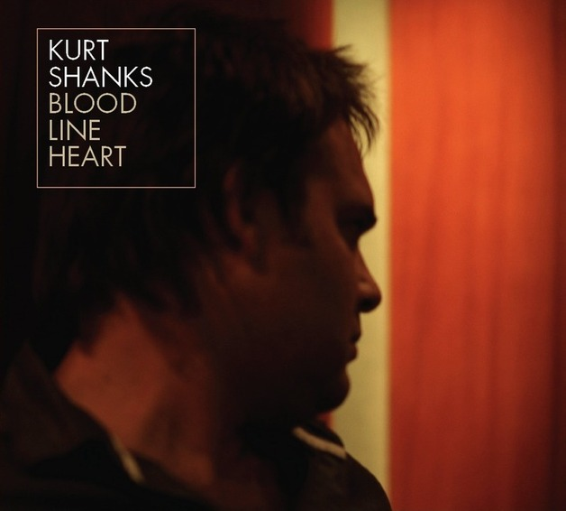 Blood Line Heart by Kurt Shanks