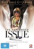 The September Issue on DVD