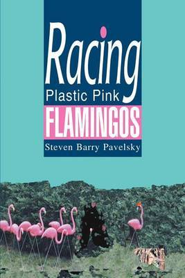 Racing Plastic Pink Flamingos by Steven Barry Pavelsky image