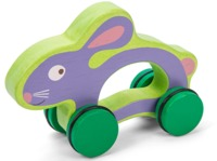 Le Toy Van: Petilou - Hunny-Bunny on Wheels