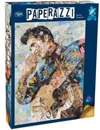 Holdson: 1000pce Puzzles - Paperazzi Elvis Presley