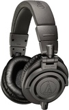 Audio-Technica ATH-M50X Limited Editon Studio Monitors - Matte Grey