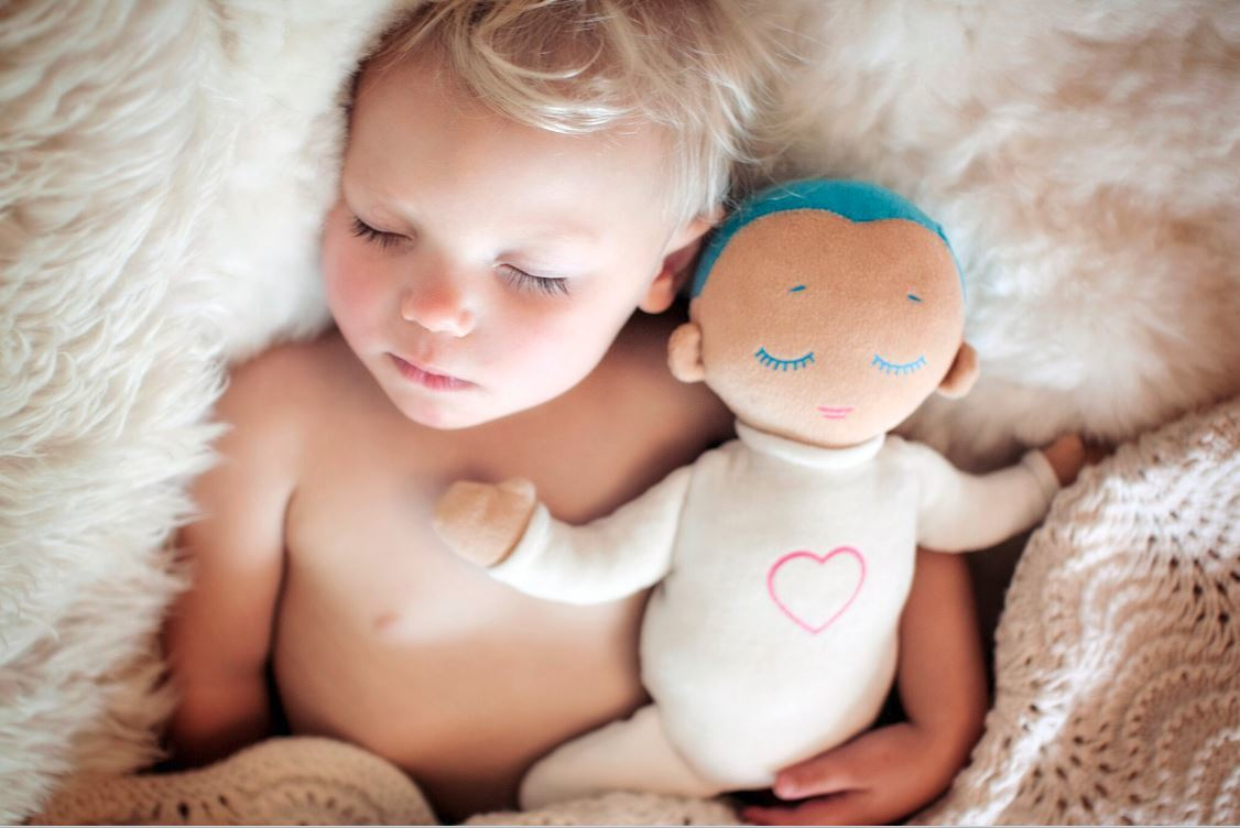 Lulla Doll – Baby and Child Sleep Companion image
