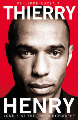 Thierry Henry by Philippe Auclair image