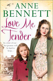 Love Me Tender by Anne Bennett image