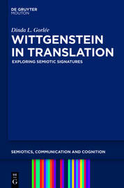 Wittgenstein in Translation by Dinda L. Gorlee