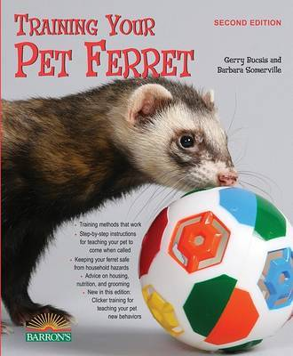 Training Your Pet Ferret by Gerry Bucsis