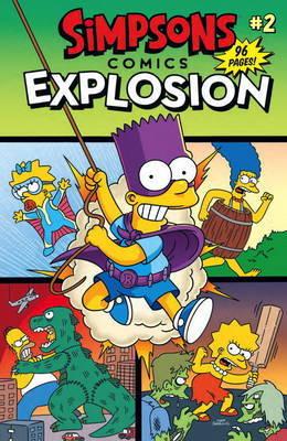 Simpsons Comics: 2 by Matt Groening