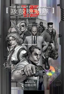 The Ghost In The Shell 1.5 Deluxe Edition by Shirow Masamune