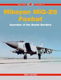 MiG-25 Foxbat by Yefim Gordon image